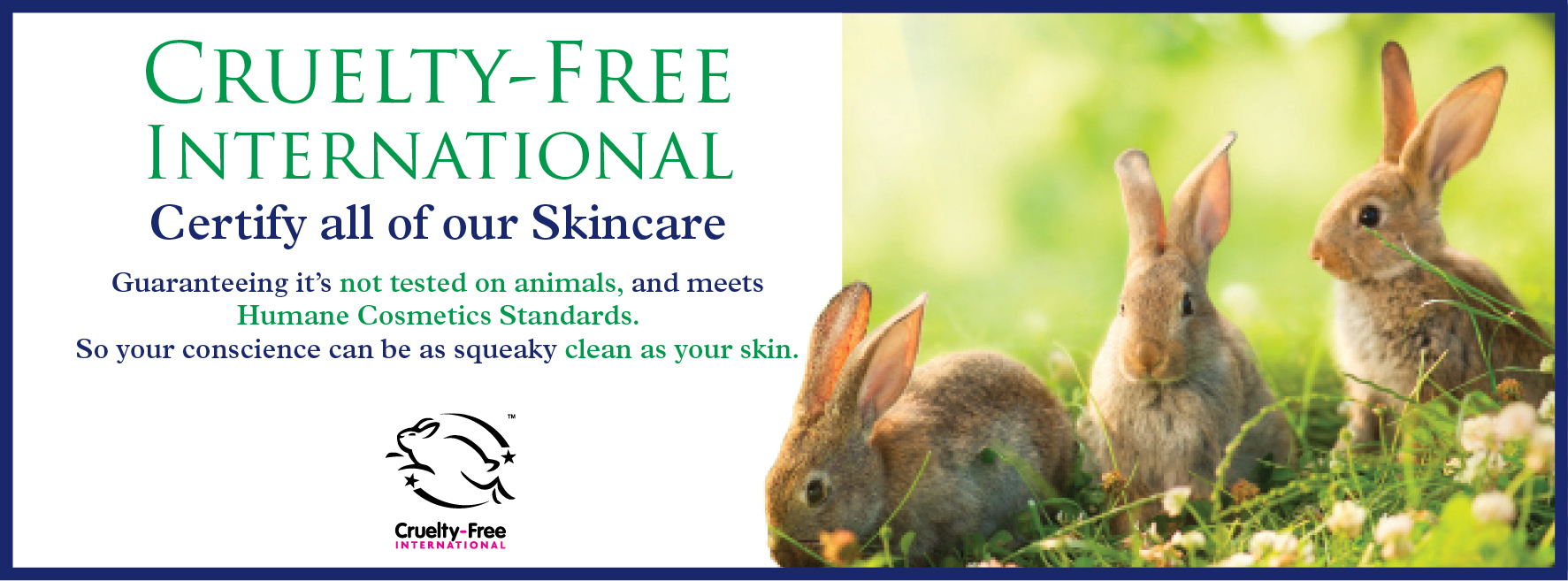 Cruelty Free Facebook banner UK
